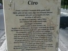 lapide Ciro