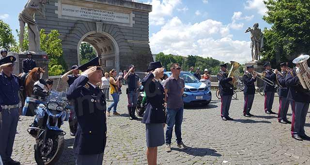 Fanfara-Polizia di Stato Ponte Milvio
