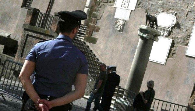 carabinieri campidoglio