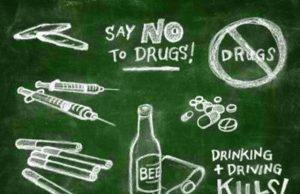 lotta alla droga