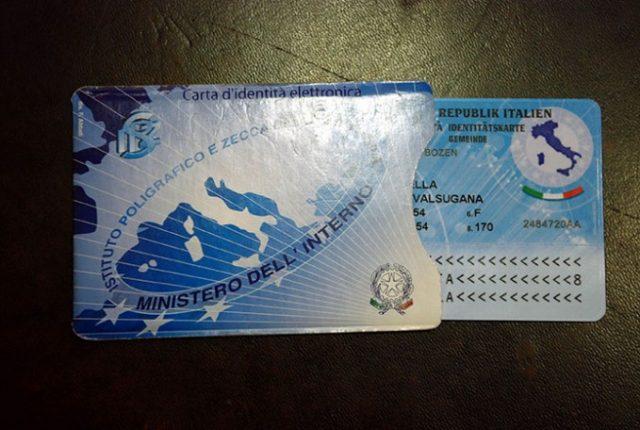 Ufficio Per Carta D Identità : Comune di terracina rilascio della carta d identità elettronica