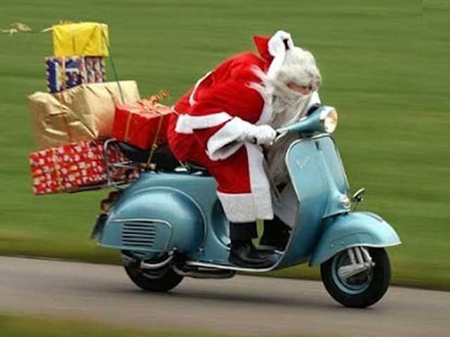 Andare Da Babbo Natale.Babbo Natale Un Po Confuso Non Sa Dove Andare Nel Xv