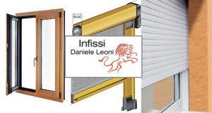 Infissi Daniele Leoni. Finestre, verande e avvolgibili