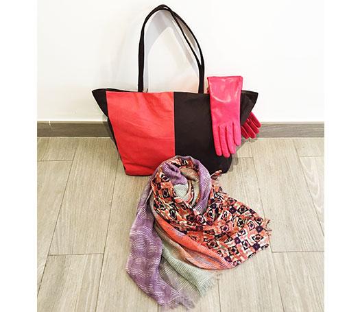 Le borse di Rosa