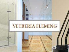 Vetreria Fleming. Specchi, box doccia e vetrocamera