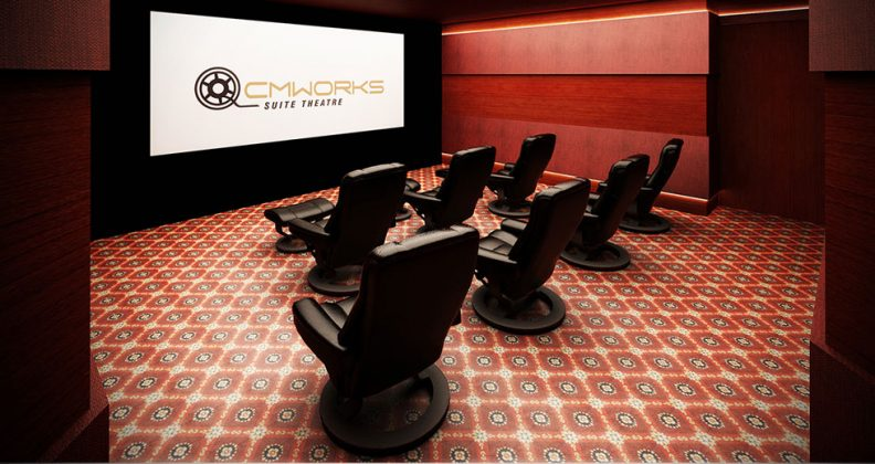 CM Works Home Theatre