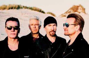 U2 all'Olimpico