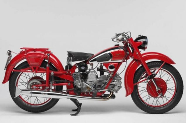 Affitto moto d'epoca ù a Roma
