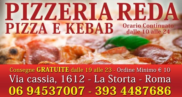 Pizza e Kebab a Roma