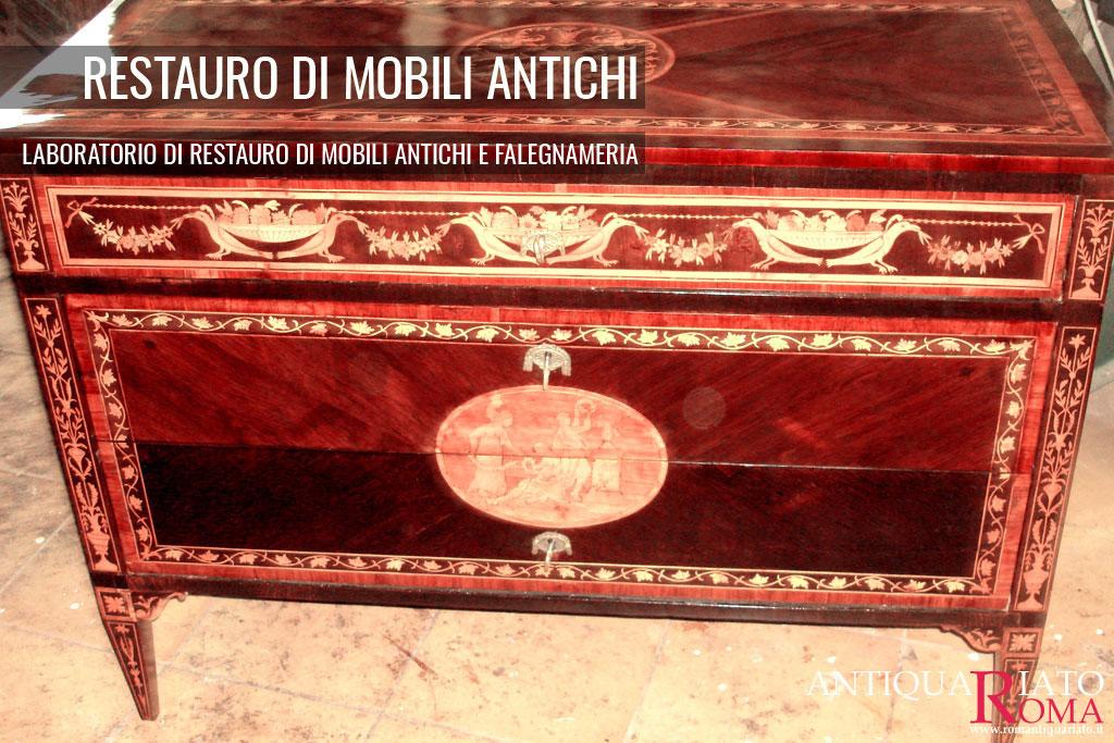 Come Restaurare Un Mobile Antico Vignaclarablog It