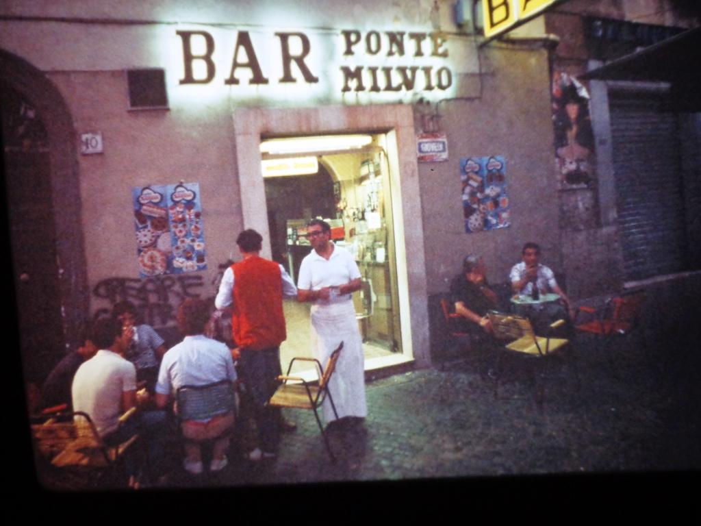 bar di sera