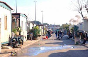 campo rom salone