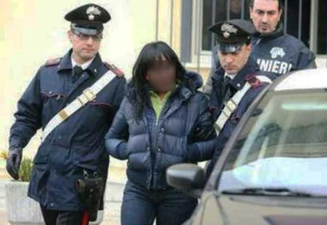 carabinieri-arresto-ragazza