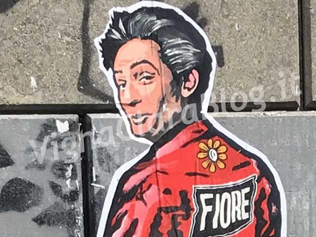 murales Fiorello Vigna Clara