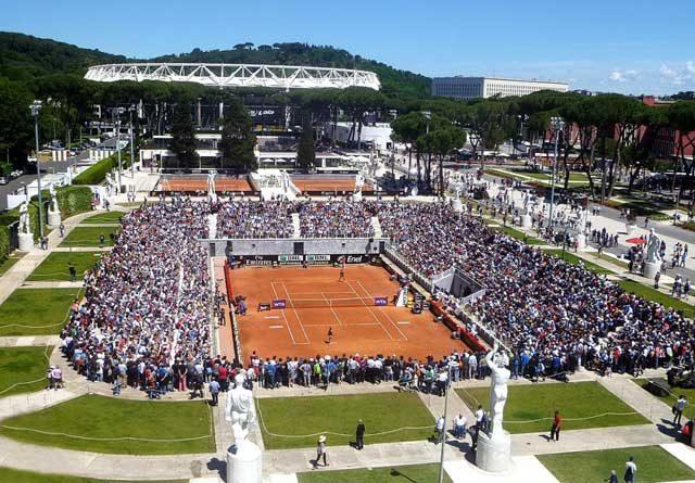 internazionali di tennis