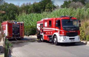 vigili-del-fuoco gas