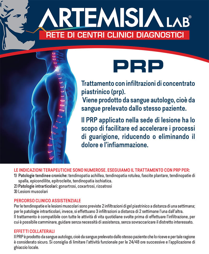 PRP Artemisia