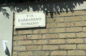 via barbarano romano