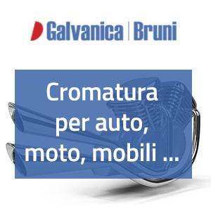 Cromatura - Galvanica Bruni Roma