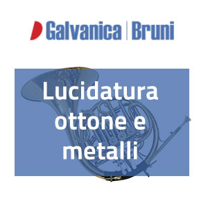 Lucidatura Ottone e Metalli - Galvanica Bruni Roma