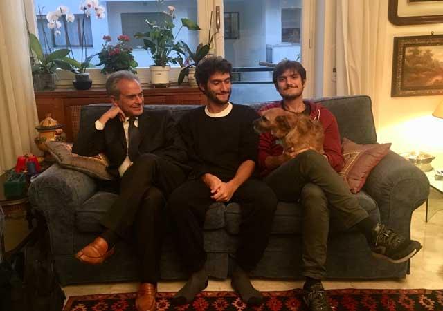 Roberto-Fabrizio-Claudio-Colica