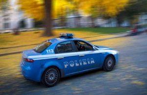 auto-polizia-di-stato arresto minorenne