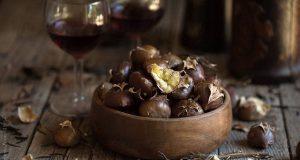 vino-castagne