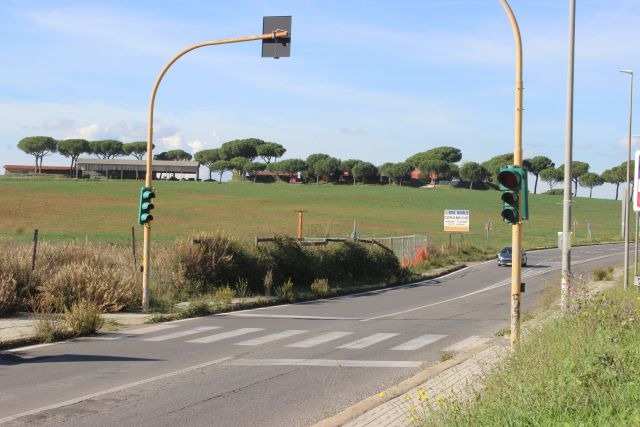 Cassia, La Storta: semaforo spento variante Braccianese Bis