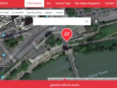 What3Words Ponte Milvio