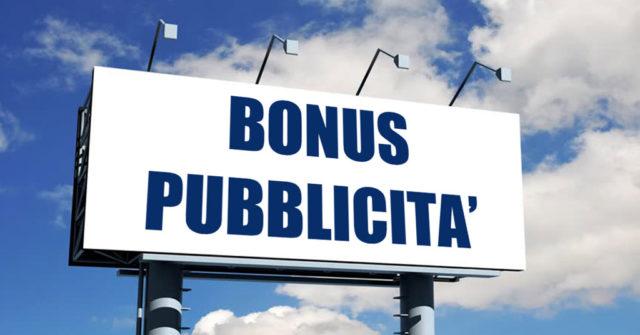 il 31 dicembre scade il bonus pubblicit 2017