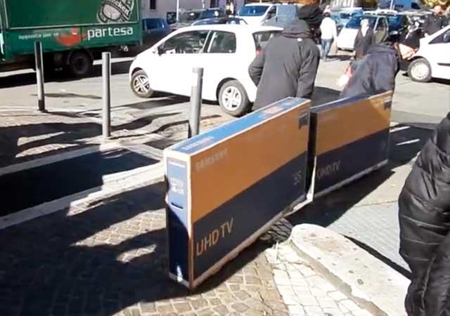 Trony Ponte Milvio 11.11.2017