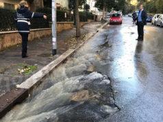 Allagamento Via Belloni