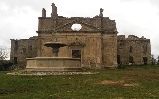 Monterano Chiesa-San-Bonaventura
