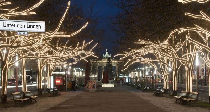 Unter Den Linden decorazioni natalizie