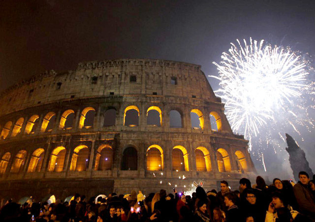 festa capodanno-roma
