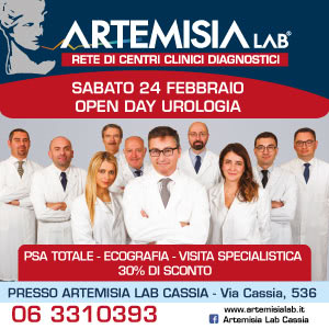 Artemisia open day urologia
