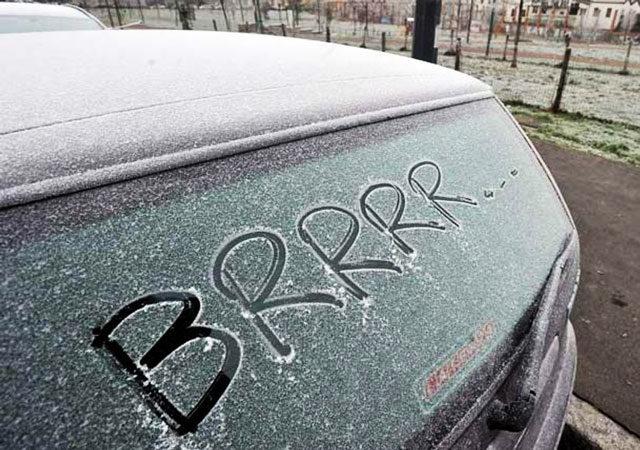 gelo freddo neve