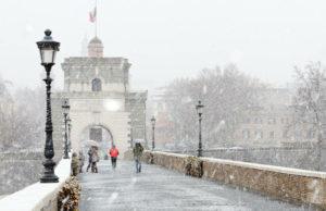 neve ponte milvio buran