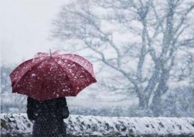 rischio neve roma