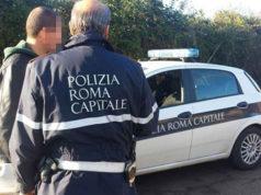 tenuta piccirilli polizia-roma-capitale
