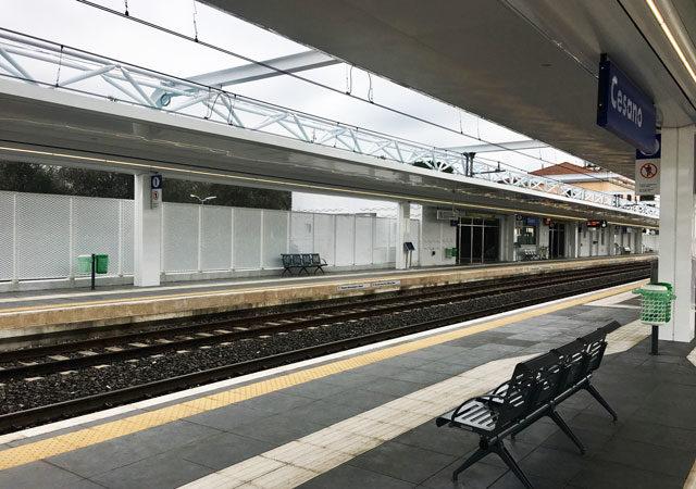 stazione cesano