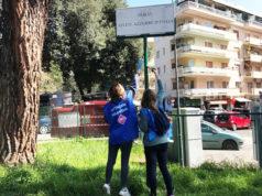Retake parco atleti azzurri d'italia