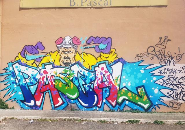 graffiti Pascal