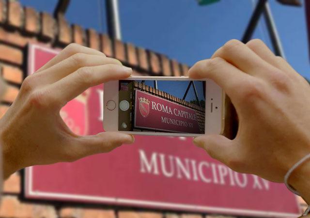 new entry xv municipio