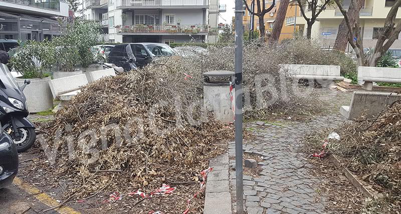 Piazza Jacini Roma
