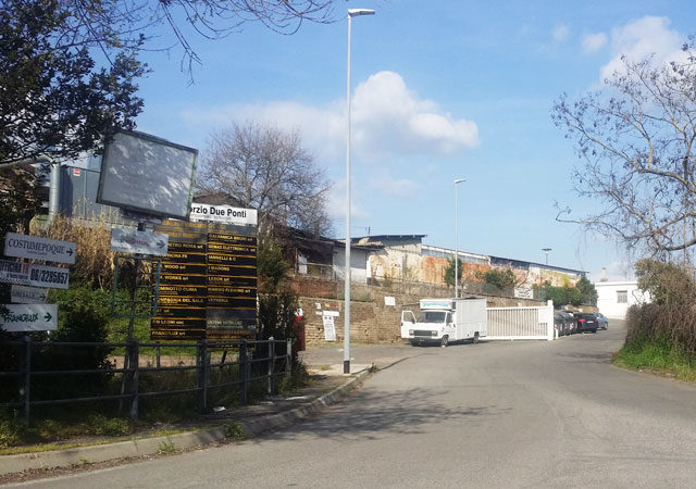 consorzio due ponti Gabriele Sguigna