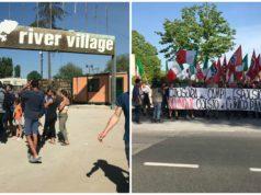 manifestazioni camping river