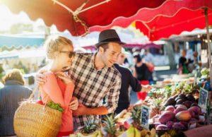 mercato al casale