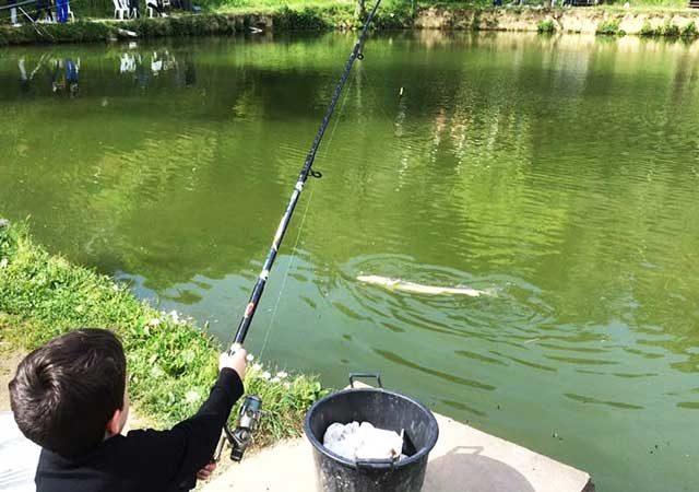 laghetti pesca sportiva