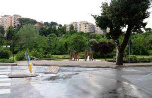 parco via di villa lauchli vista